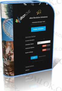 Aikon Revolution Animations v1.2 - animation for the site Joomla