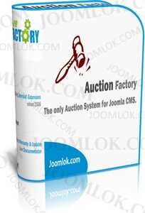 Auction Factory for the auction website