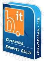 BIT Change Shopper Group for Virtuemart 3