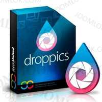 Droppics - gallery manager (Joomla 2.5/3.x)