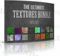 Ultimate Bundle Texture with over 180+ resources
