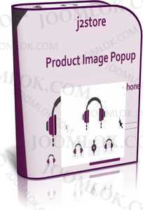 j2store Product Image Popup