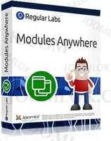 Modules Anywhere PRO v7.9.0