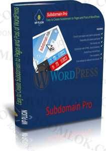 Subdomain Pro for Wordpress