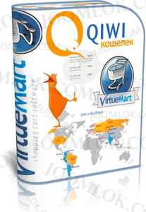Qiwi plugin for Virtuemart 2.x and 3.x