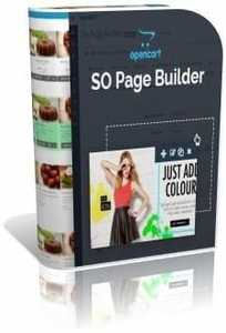 SO Page Builder - OpenCart