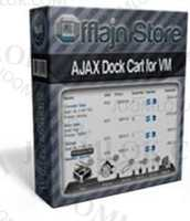VM AJAX Dock Cart v2.39 - корзина Virtuemart 2