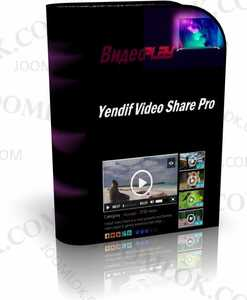 Yendif Video Share Pro v1.2.8 - компонент видео галереи